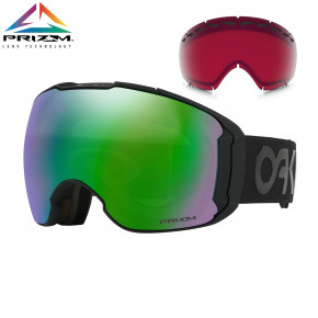 Go to the product Goggles Oakley Airbrake XL factory pilot blackout 2019/2020