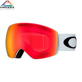 Go to the product Goggles Oakley Flight Deck Xl matte white 2020/2021