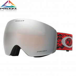 Go to the product Goggles Oakley Flight Deck shred bots iron rose 2018/2019