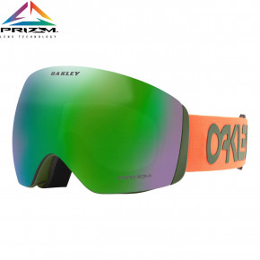 Prejsť na produkt Okuliare Oakley Flight Deck Xl factory pilot orange dark brush 2020/2021