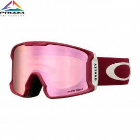 Go to the product Goggles Oakley Line Miner vampirella grey 2019/2020