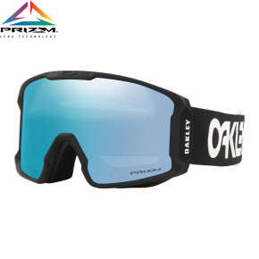 Go to the product Goggles Oakley Line Miner Xl factory pilot black 2020/2021