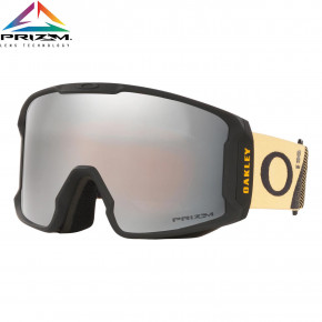 Go to the product Goggles Oakley Line Miner Xl henrik harlaut sig blacknyellow 2020/2021