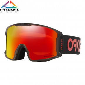 Go to the product Goggles Oakley Line Miner Xl scotty james sig crystal black 2020/2021