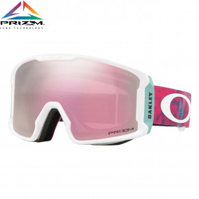 Go to the product Goggles Oakley Line Miner XM tranquil flurry arctic surf 2018/2019