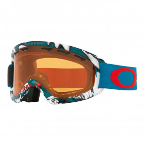 Przejść do produktu Gogle Oakley O2 Xs shady trees blue red 2017/2018