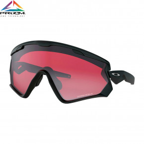 Przejść do produktu Gogle Oakley Wind Jacket 2.0 matte black 2019/2020