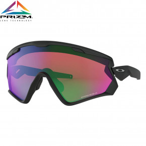 Go to the product Goggles Oakley Wind Jacket 2.0 matte black 2018/2019