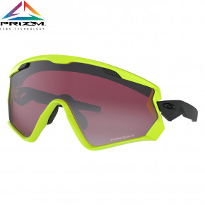 Go to the product Goggles Oakley Wind Jacket 2.0 neon retina 2018/2019