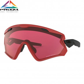 Przejść do produktu Gogle Oakley Wind Jacket 2.0 viper red 2018/2019