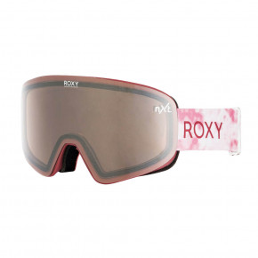 Go to the product Goggles Roxy Feelin silver pink tie dye 2020/2021