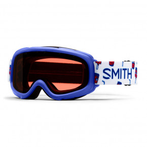 Go to the product Goggles Smith Gambler blue showtime 2019/2020