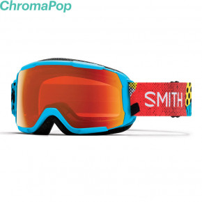 Go to the product Goggles Smith Grom cyan burnside 2017/2018