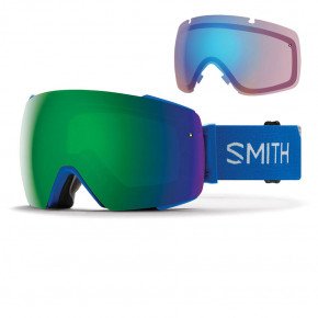Go to the product Goggles Smith I/O Mag imperial blue 2018/2019