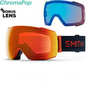 Go to the product Goggles Smith I/O Mag red rock 2019/2020