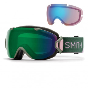 Go to the product Goggles Smith I/os patina split 2017/2018