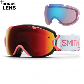 Go to the product Goggles Smith I/os sunburst zen 2017/2018