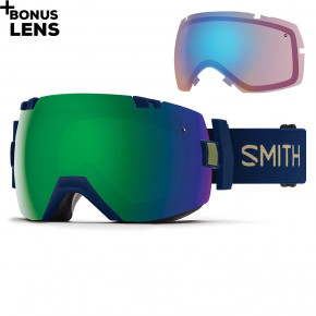 Go to the product Goggles Smith I/ox navy camo split 2017/2018