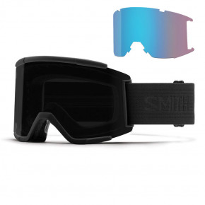 Go to the product Goggles Smith Squad XL blackout 2018/2019
