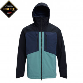 Go to the product Jacket Burton AK Swash trellis/moodindigo/true black 2018/2019