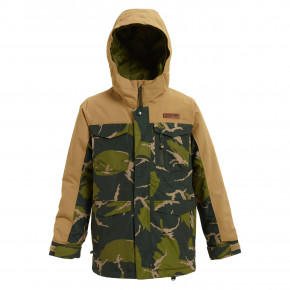 Go to the product Jacket Burton Boys Covert mtn camo/kelp 2018/2019