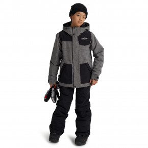 Go to the product Jacket Burton Boys Dugout bog heather 2020/2021
