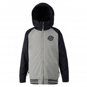 Prejsť na produkt Bunda Burton Boys Gameday monument/true black 2017/2018