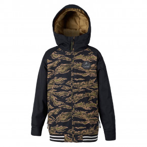 Přejít na produkt Bunda Burton Boys Gameday olive branch beast/true black 2017/2018