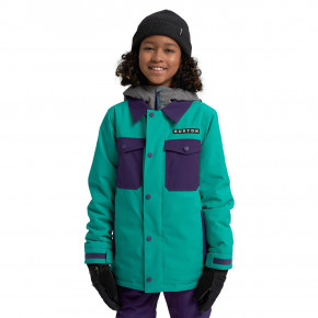 Go to the product Jacket Burton Boys Uproar dynasty green 2020/2021