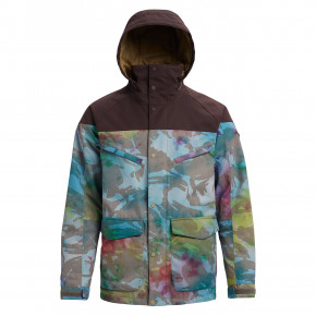 Go to the product Jacket Burton Breach festival camo/black coffee 2018/2019