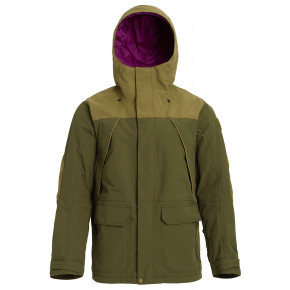 Go to the product Jacket Burton Breach keef/martini olive 2019/2020