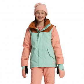 Go to the product Jacket Burton Girls Elodie faded jade 2020/2021