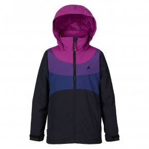Go to the product Jacket Burton Girls Hart true black/grapeseed/petunia 2017/2018