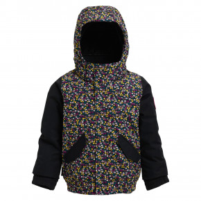 Přejít na produkt Bunda Burton Girls Minishred Whiply forget me not/true black 2018/2019