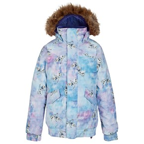 Go to the product Jacket Burton Girls Twist Bomber olaf frozen print disney 2015/2016