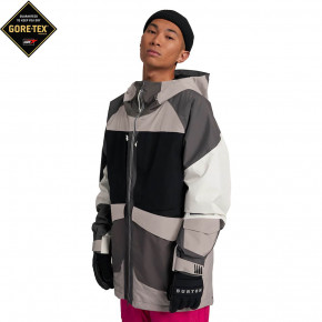 Go to the product Jacket Burton Gore Banshey Anorak castlerock multi 2020/2021
