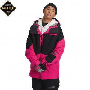 Go to the product Jacket Burton Gore Banshey Anorak punchy pink/true black 2020/2021