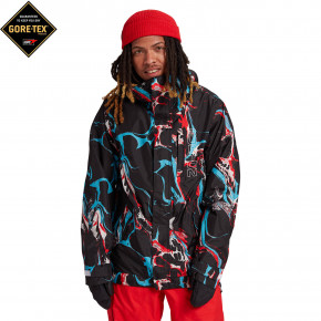 Go to the product Jacket Burton Gore Doppler kowall marble 2020/2021