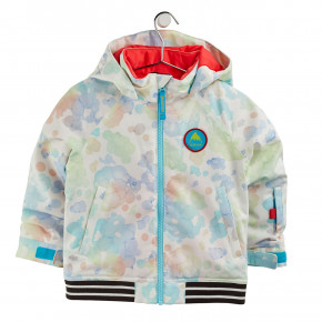 Go to the product Jacket Burton Toddler Bomber bubbles 2020/2021