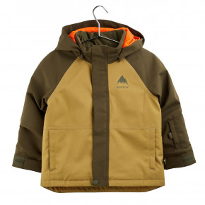 Go to the product Jacket Burton Toddler Classic martini olive/forest night 2020/2021