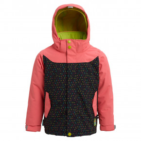 Go to the product Jacket Burton Toddler Elodie georgia peach/sprinkles 2019/2020