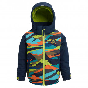 Přejít na produkt Bunda Burton Toddler Gameday summit stripe/dress blue 2019/2020