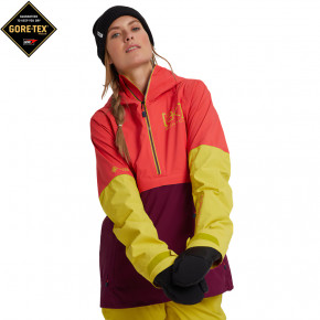 Go to the product Jacket Burton Wms Ak Gore 2L Kimmy Anrk hibiscus pink/berry/warm olive 2020/2021