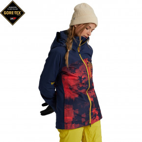 Go to the product Jacket Burton Wms AK Gore Embark hibiscus pink cloud marble/dress 2020/2021