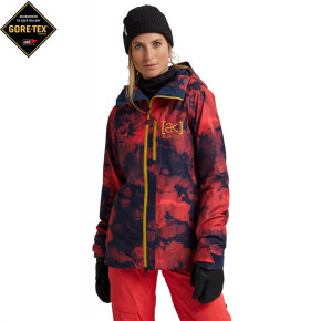 Go to the product Jacket Burton Wms Ak Gore Upshift hibiscus pink cloud marble 2020/2021
