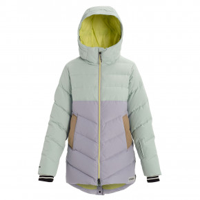 Go to the product Jacket Burton Wms Loyle Jacket aqua grey/lilac grey/timber 2019/2020