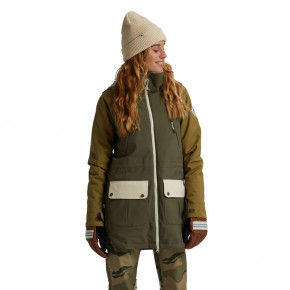 Go to the product Jacket Burton Wms Prowess keef/martini olive/creme brulee 2020/2021