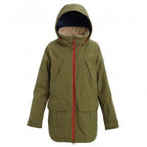 Go to the product Jacket Burton Wms Prowess martini olive 2019/2020