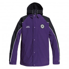 Go to the product Jacket DC Dcsc grape 2020/2021