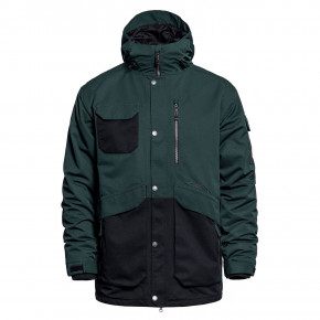 Go to the product Jacket Horsefeathers Barnett deep green 2020/2021